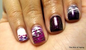 Violet Nails Prompt!