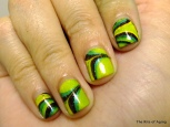 31DC2013 - Water Marble | The Rite of Aging