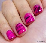 31DC2014 - Water Marble   The Rite of Aging