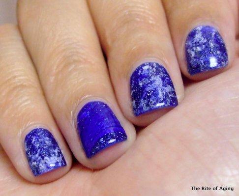 NAIL September - Week 2: Sapphire