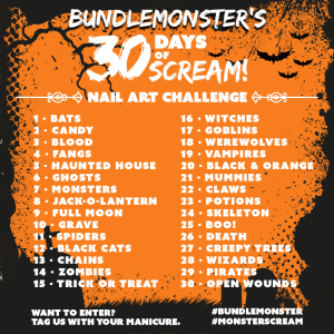 Bundle Monster October challenge