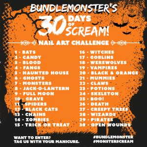 Bundle Monster October challenge