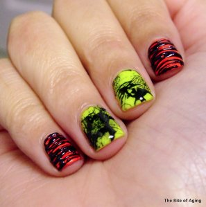 Nail Polish Canada Halloween Contest | The Rite of Aging