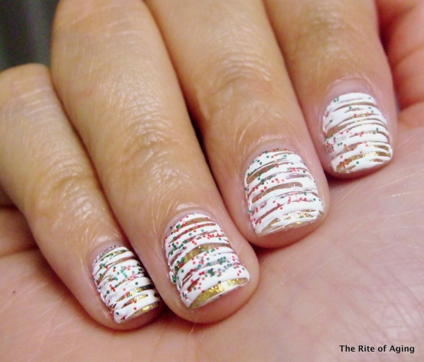 holiday sprinkles sugar spin