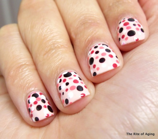 Valentine's Day Dotticure | The Rite of Aging