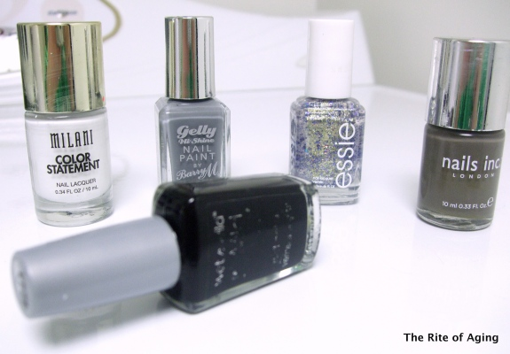 a2z o is for old polishes