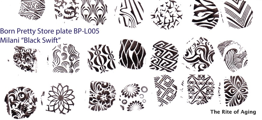 stamps bps L-005 Milani
