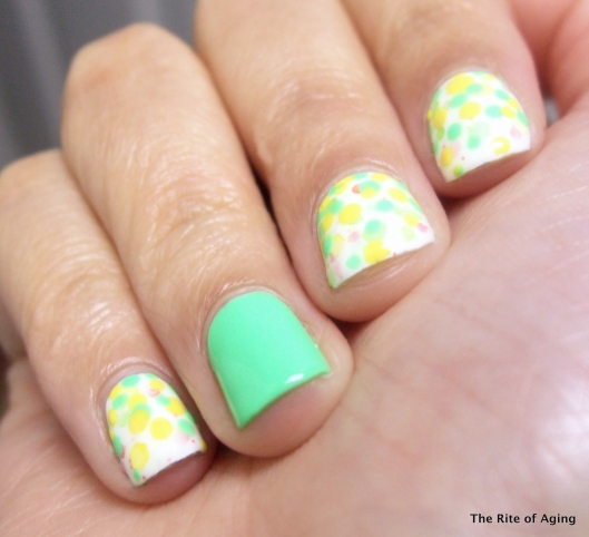Neon Dotticure | The Rite of Aging