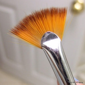 Born Pretty Store Fan Brush | The Rite of Aging