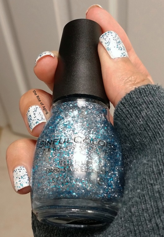SinfulColors Swatch - Ice Dream | The Rite of Aging