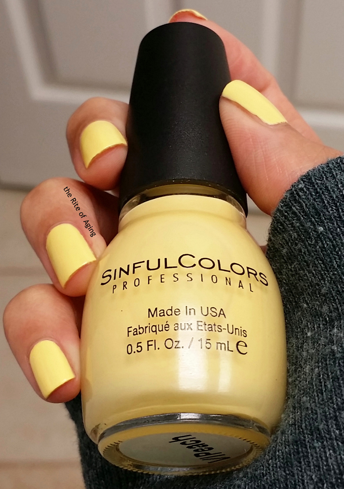 SinfulColors – A Class Act Collection (Partial Review): Part Two ...