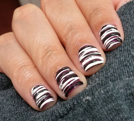Sugar-Spun Nail Art with SinfulColors   The Rite of Aging
