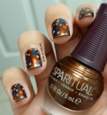 #31DC2015 - Inspired by a Color Dotticure Nail Art | The Rite of Aging