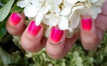 #31DC2015 - Neon Gradient #nailart | The Rite of Aging