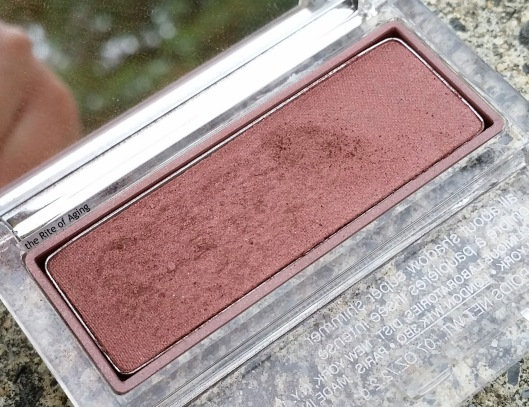 Clinique 'All About Shadow' Super Shimmer Eyeshadow - Black Honey | The Rite of Aging