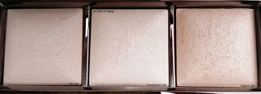 Hourglass - 'Ambient' Lighting Palette | The Rite of Aging