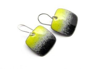 31dc2015 - gradient earrings