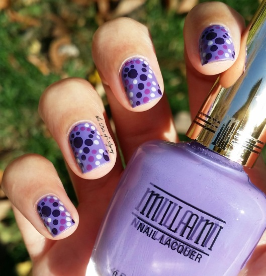 Purple Dotticure | The Rite of Aging