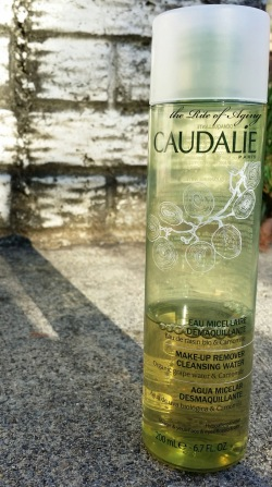 Makeup Removal Routine - Caudalie Cleansing Water | The Rite of Aging