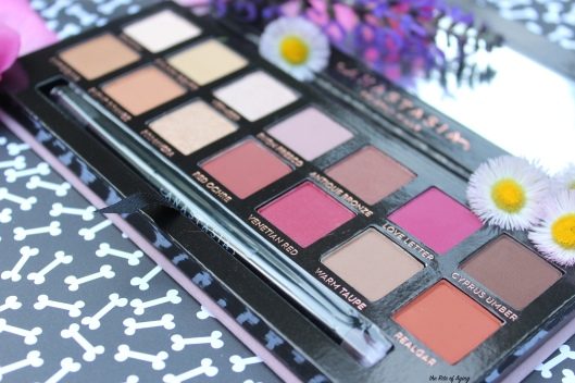 Anastasia of Beverly Hills Eye Shadow Palette Review - Best Pink Pigmented Eye Shadow Palette