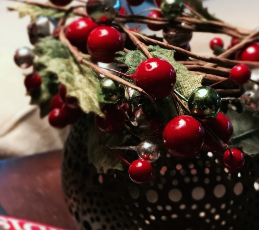 Christmas Ornaments 2017    the Rite of Aging...Early Blog